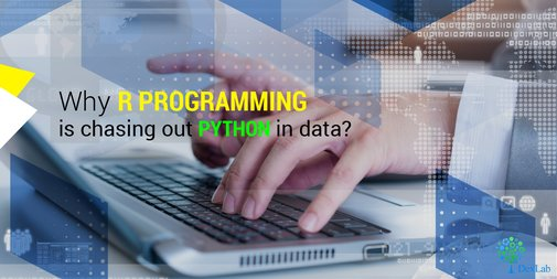 Why R programming is chasing out Python in data?