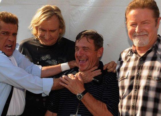 Glenn Frey: How Hotel California destroyed The Eagles - BBC News