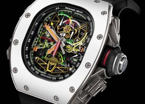 Richard Mille RM 50-02 ACJ Tourbillon Split Seconds Chronograph $1,050,000