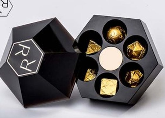 The world's most expensive chocolate $14,000