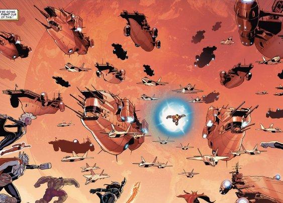 Marvel's Secret Wars Was a Wonderful Disaster -- Vulture