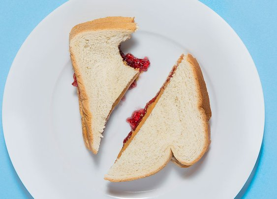 History of Peanut Butter and Jelly Sandwiches