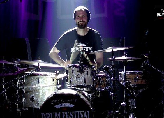 MEINL DRUM FESTIVAL 2015 – Benny Greb