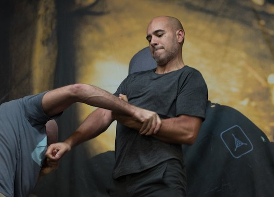 What I Learned From Taking a Knife Defense Class : zen habits