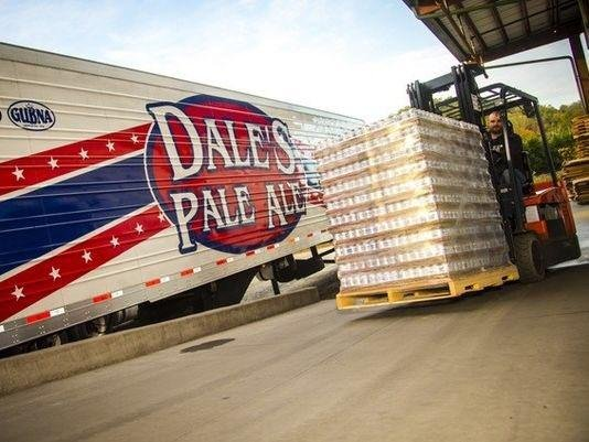 Oskar Blues sent 50,000 cans of water to Flint, Mich.