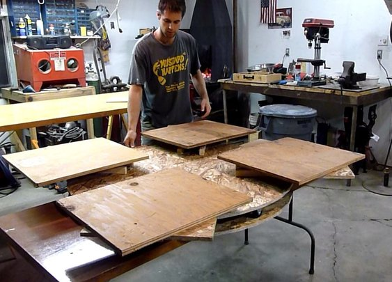 Wooden Expanding Table: A Brief History