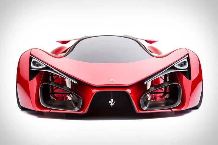 Ferrari F80 Concept | Uncrate
