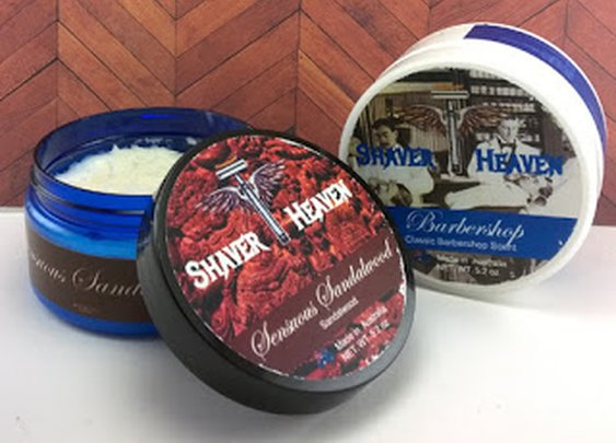 Shaver Heaven Products Now Available | Blog for TheShavingEdge.com