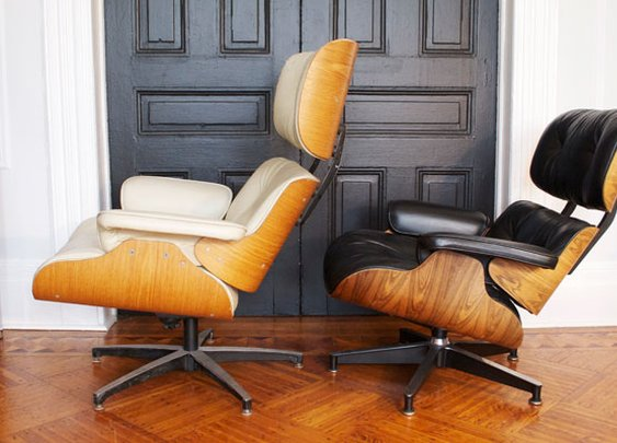 Real vs. Fake: The Eames Lounge | Manhattan Nest