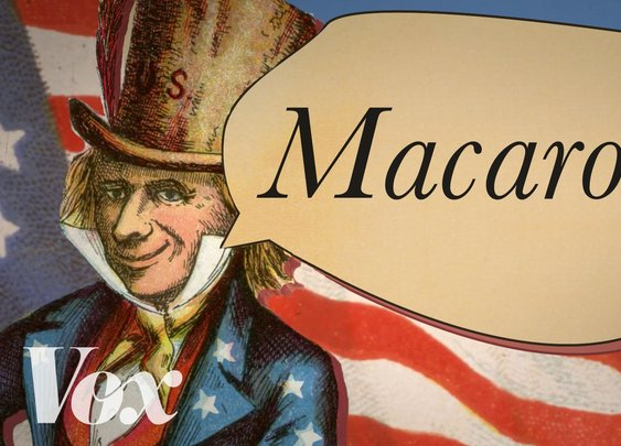 "Why Yankee Doodle called it ""macaroni"" - YouTube"
