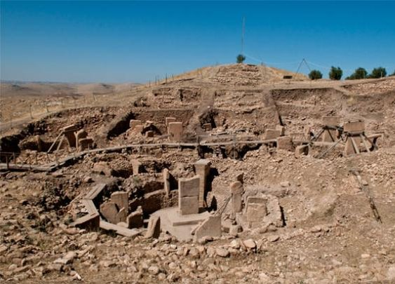 Archaeologists find 12,000-year-old pictograph at Gobeklitepe | Ancient Origins