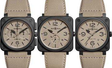 Bell & Ross Desert Type Watch Collection