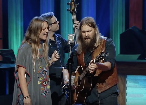 Chris Stapleton's Cover of 'Amanda' Will Take Your Breath Away