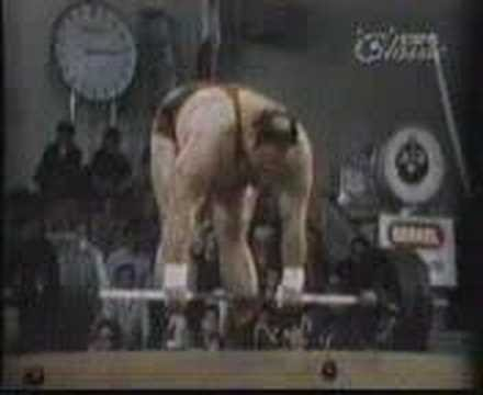 Serge Redding -  502lb. (228kg.) Clean & Press - YouTube