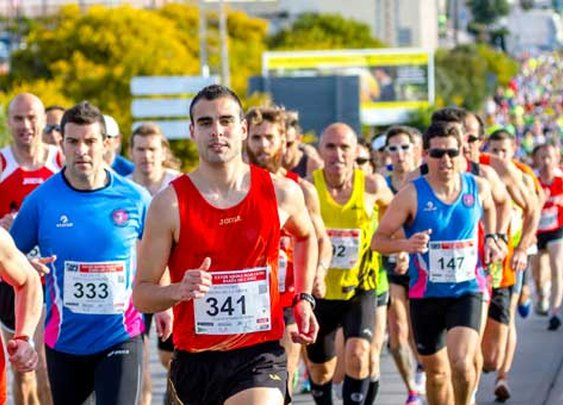 How to run your best in a marathon