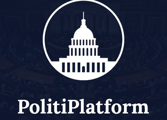 PolitiPlatform - A website to track candidate policies