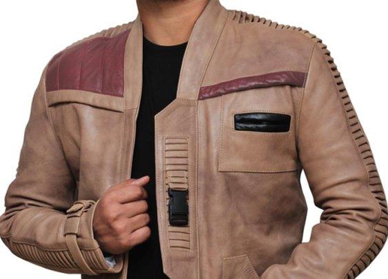 Look as Dashing as Poe Dameron In This Star WarsReplica Jacket