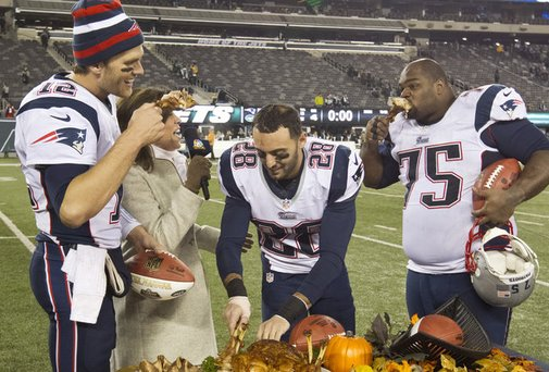 What an NFL Player Eats - Super Bowl Food