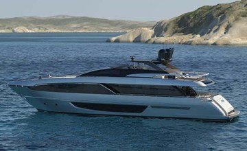 Riva 100' Corsaro Superyacht
