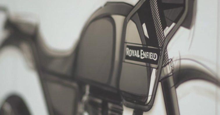 Royal Enfield Himalayan Motorcycle – Story