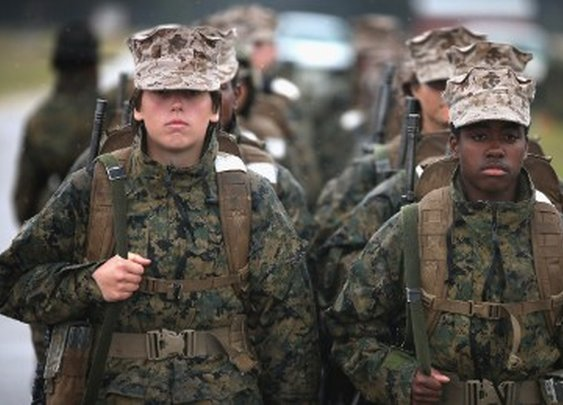 U.S. Generals Want Women in the Draft