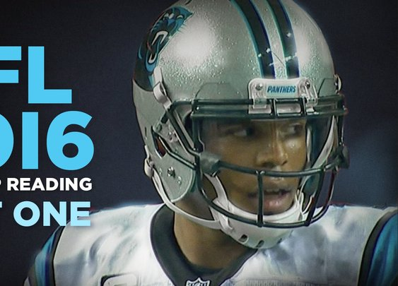 """""""NFL 2016: Part One"""" — A Bad Lip Reading of the NFL"""