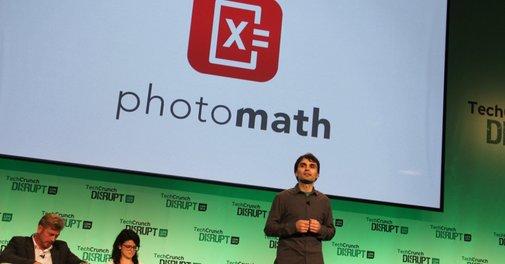 PhotoMath Solves Math Equations With A Phone