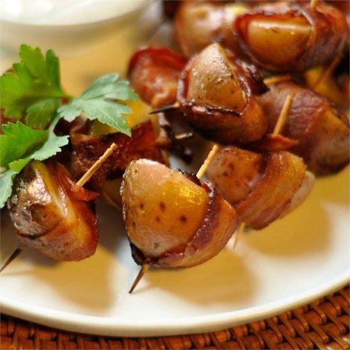 Duchenzi's Bacon Ranch Potatoes