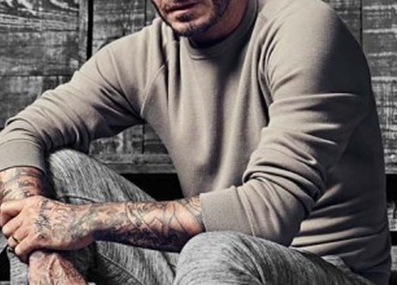 David Beckham reunites with H&M for another season of his Bodywear range