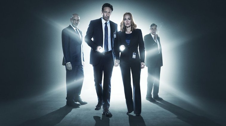 How The X-Files changed television - Vox