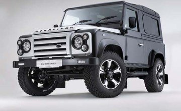 Land Rover Defender 40th Anniversary by Overfinch Is Timeless