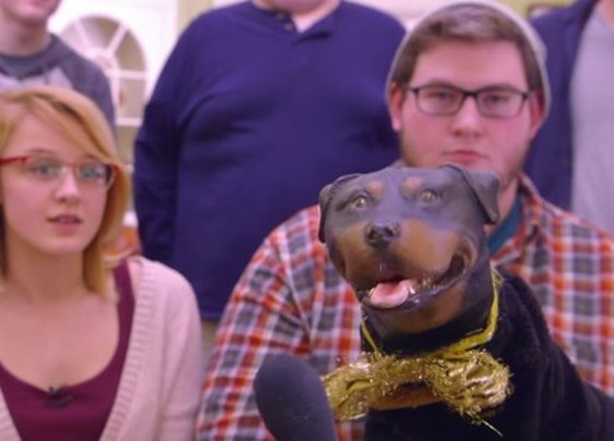 Triumph the Insult Comic Dog Poops on Campus Political Correctness - Hit & Run : Reason.com