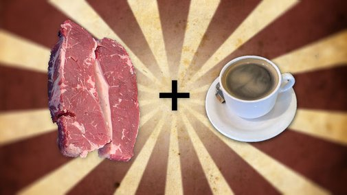 Soak a Steak in Coffee for a Tender Meat without the Extra Sodium