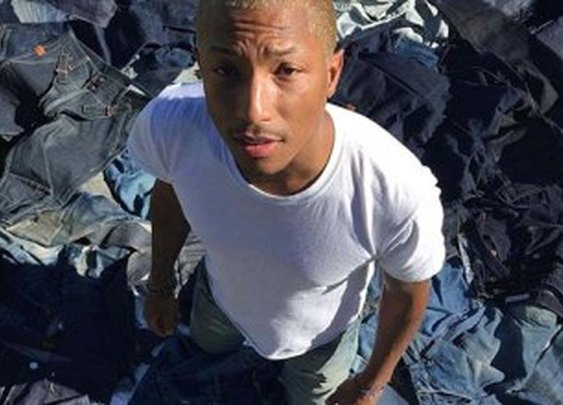 Pharrell Williams Is Now Co-Owner of G-Star RAW