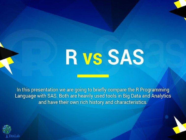 R Programming and SAS training institutes in Delhi