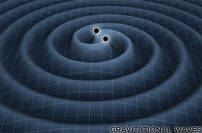 In Historic First, Einstein's Gravitational Waves Detected Directly