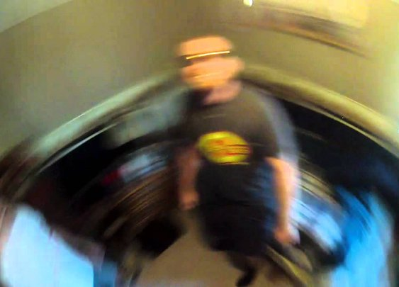 GoPro Ceiling Fan Time Warp - YouTube
