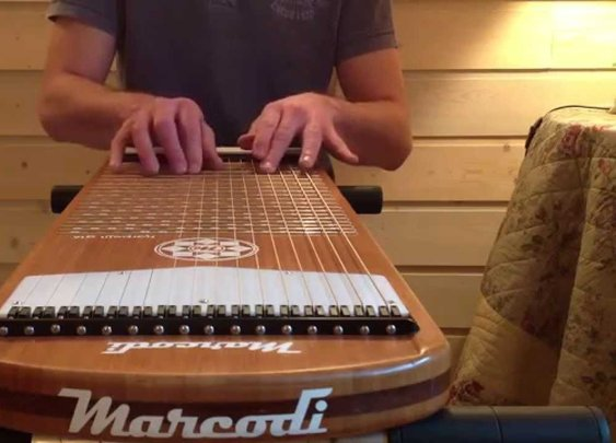 Another innovative musical instrument: The Harpejji