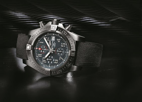 Breitling Releases Naval Aviation-Inspired Avenger Bandit