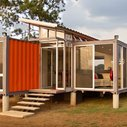 40,000 USD shipping container home