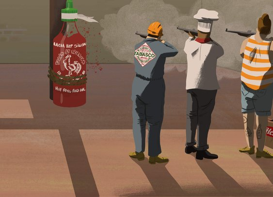 The Rise and Fall of Sriracha