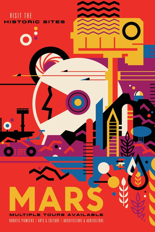 NASA is Giving Away Travel Posters – And They Are Awesome!