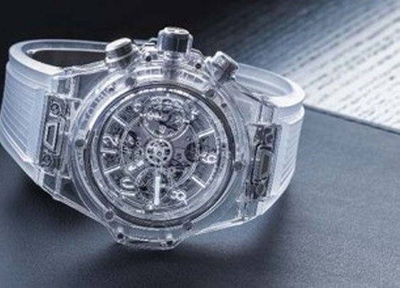 Hublot Unveils Big Bang Unico Sapphire Watch