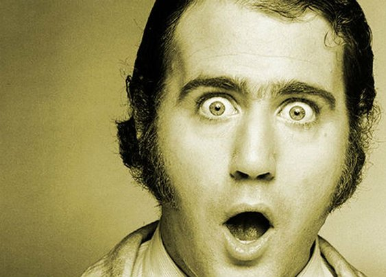 When Andy Kaufman Lost It on Live Television
