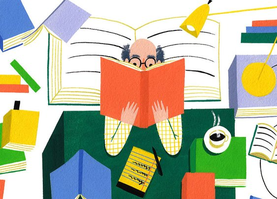 One Man's Impossible Quest to Read—and Review—the World - The New Yorker