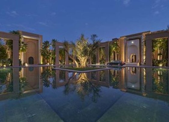 Mandarin Oriental Marrakech Will Leave you Speechless