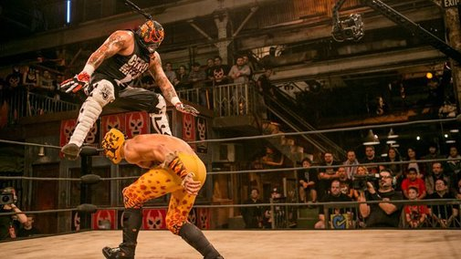 Is This 'Underground' Pro Wrestling Series the Most Entertaining Show on TV?