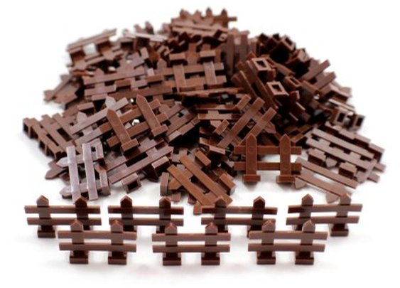 Picket Fence - Lego Compatible