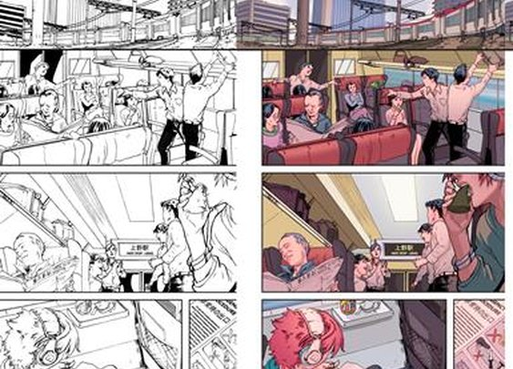 The Science Behind Creating a Comic Book | Acumen | OZY