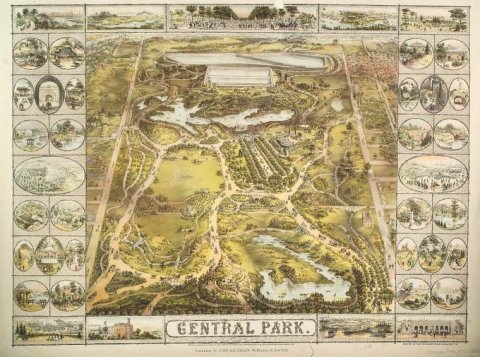 New York Public Library Puts 20,000 Hi-Res Maps Online & Makes Them Free to Download and Use |  Open Culture